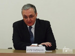 FM Zohrab Mnatsakanyan met with the participants of the mid-career training programme