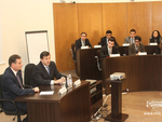 Lecture by Artak Zakaryan, Chair, Standing Committee for Foreign Relations