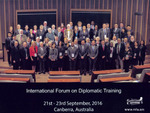 Meeting of Deans and Directors of Diplomatic Academies, Canberra 2017