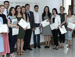 """Mid-career training"" programme graduation"